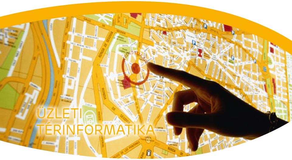 Üzleti térinformatika